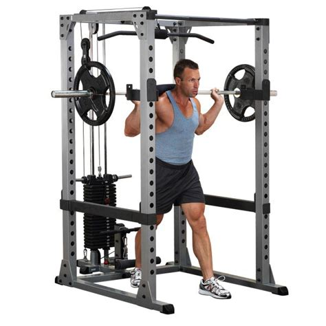 Home Gym Weight Bench Best Power Rack 2018 Reviews Amp Buying Guide Healthier Land