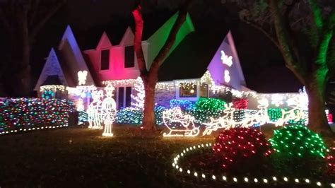 glenburn dr at middle falls dr kingwood christmas