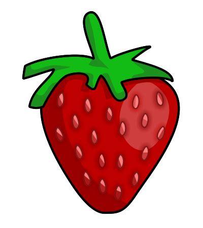 strawberry cartoon drawing a cartoon strawberry