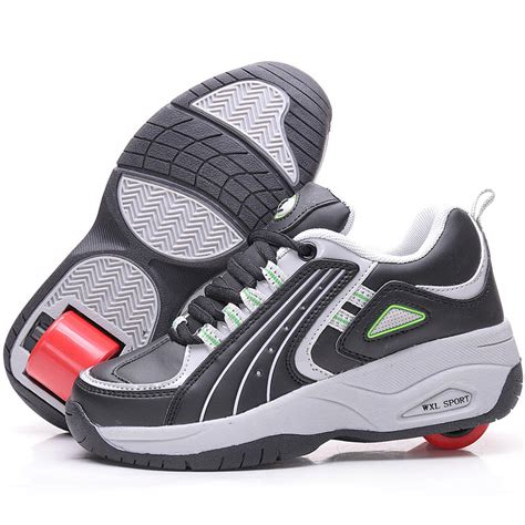 china boys heelys roller shoes for children shoes