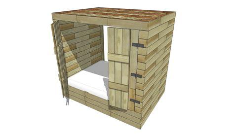 Lit Bambou Baldaquin by Lit Baldaquin En Bambou Maison Design Wiblia