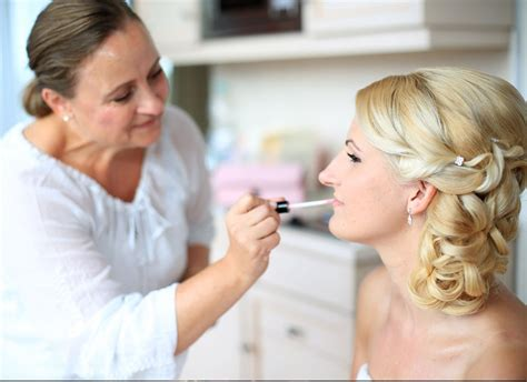 Hochzeitsfrisur Und Make Up by Brautstyling Brautfrisur K 246 Ln Hairstylistin