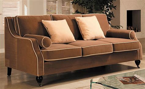 carolyn sofa with contrast piping traditional sofas