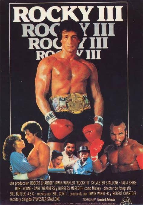 Rocky Iii 1982 Full Movie Movies Rocky Iii