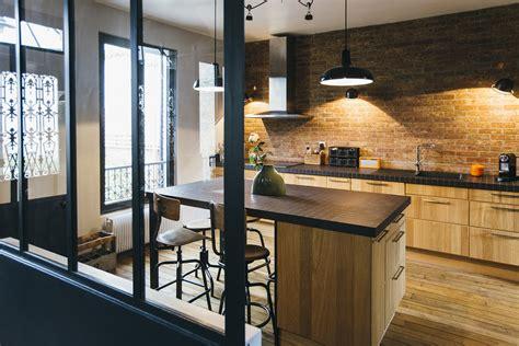 renover cuisine rustique en moderne une cuisine rustique et moderne des cuisines avec