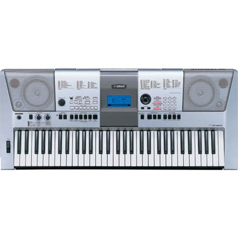 Keyboard Yamaha E413 yamaha psr e413 61 note portable keyboard psre413 b h photo