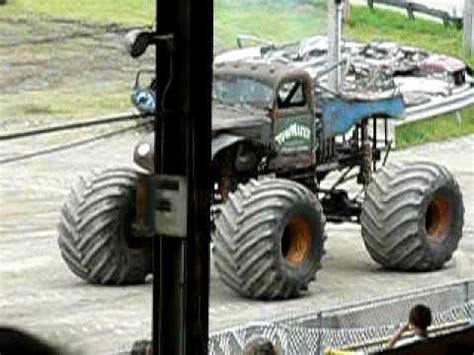 mater monster truck video tow mater monster truck youtube