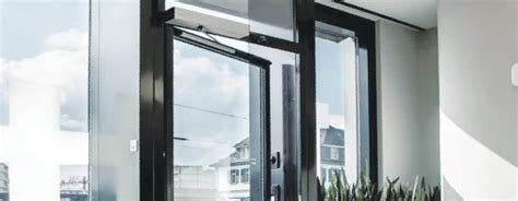 swing door automation leotech automation enriching comfort through automation