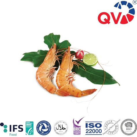 Shelf Of Cooked Shrimp by Frozen Cooked Vanamei Shrimp With On Shell On Buy
