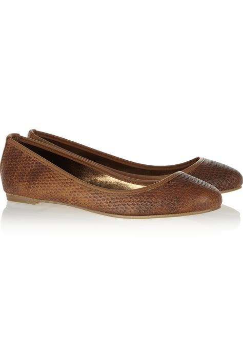 leather ballet flats 12th by cynthia vincent woven leather ballet flats