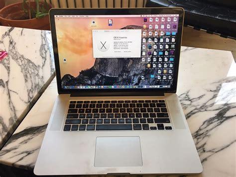 Mac Book Pro Mgxa2 macbook pro mgxa2 15inch retina mid 2014 ig i7