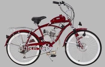 Motorrad Diesel Oder Benzin by 26 Cruiser Gas Motorrad Fahrrad Benziner F 252 R