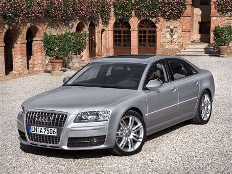 2006 audi s8 specs top speed engine review