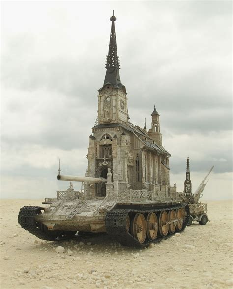 Church Is A Tank by As Esculturas G 243 Ticas De Deuses E M 225 Quinas De Guerra De
