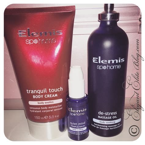 elemis spa home products elite