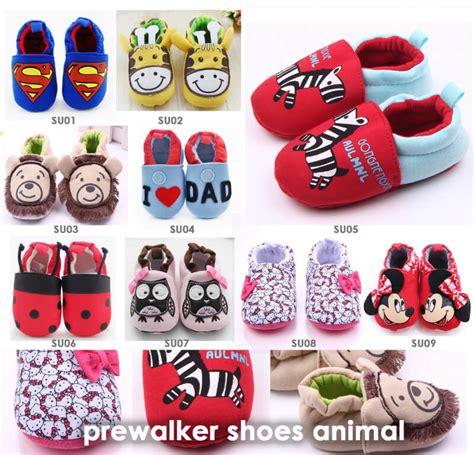 Sepatu Prewalker Bayi Laki Laki Import Motif Superman Biru New Model grosir prewalker shoes motif hewan lucu pin 21d029f1