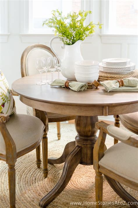 Kitchen Table Finish by Kitchen Table How To Refinish A Table Without Sanding