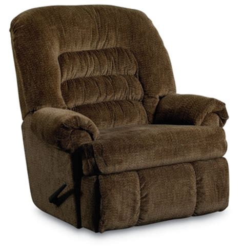 Recliners Clearance by Sherman Comfort King Wallsaver Recliner In Northstar Pecan