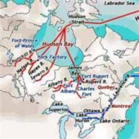 canadian map makers map of major fur trade routes canadian bottineau
