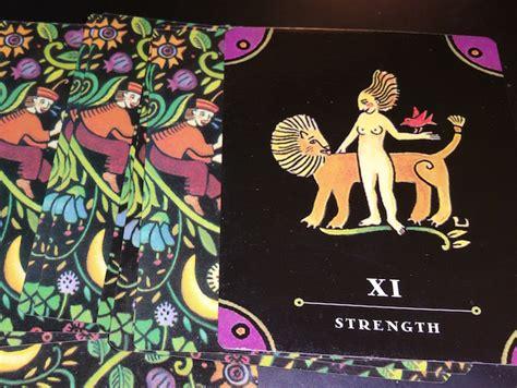 Tarot 8 Strength queering the tarot 8 strength tarot