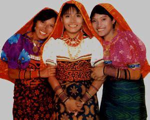 imagenes de mujeres kunas sanblas arte de los kunas molas pinterest arte