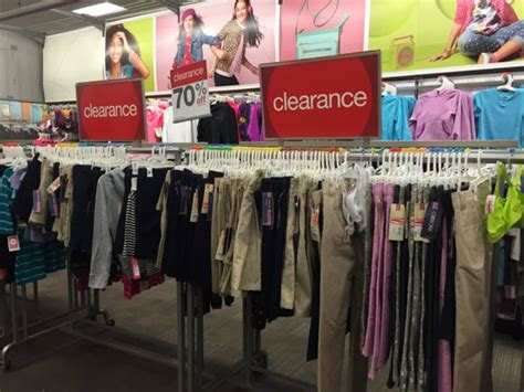 section clothing target weekly clearance update 90 off halloween 70