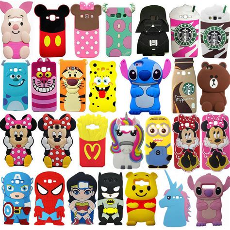 Samsung A5 A7 J5 J7 2016 Minion 3d Soft Casing Karakter Imut 1 compare prices on samsung character shopping buy low price samsung character