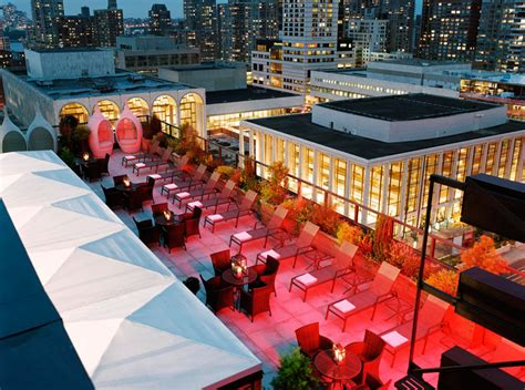 Top 10 Bars New York by The Best Rooftop Bars In Nyc Business Insider