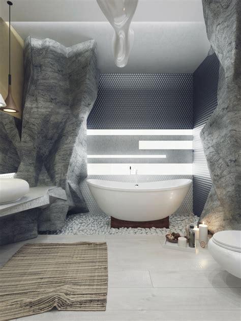 luxus badezimmer 6 originelle design ideen im detail - Felsen Im Badezimmer Waschbecken