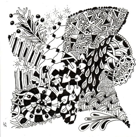 zentangle pattern sson 17 best images about zentangles on pinterest drawings