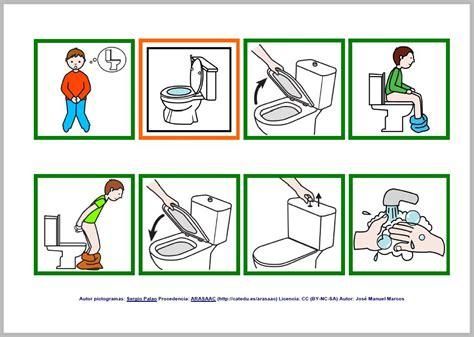 imagenes educativas para ir al baño inform 225 tica para educaci 243 n especial quot rutinas para ir al
