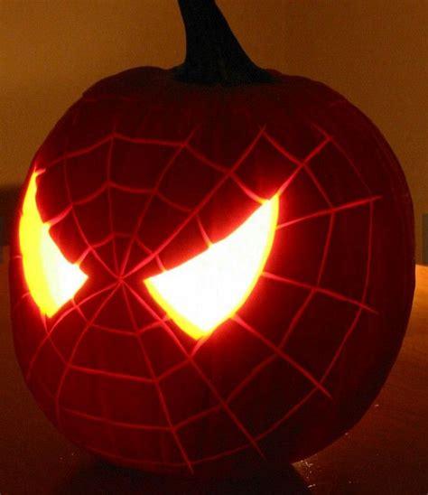 spider man carving pattern spiderman pumpkin halloweeny pinterest spiderman