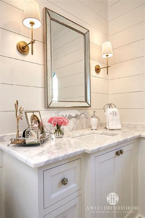 bathroom vanity hardware ideas master bathroom features a white vanity topped with marble