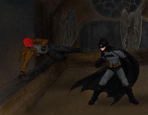 batman red hood wallpaper batman vs red hood wallpaper wallpapersafari