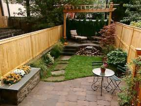 landscape design ideas for small backyard contractor landscaping gardening ideas