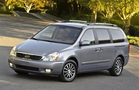 2013 Kia Minivan Kia Sedona Minivan Won T Return For 2013 2014 Replacement