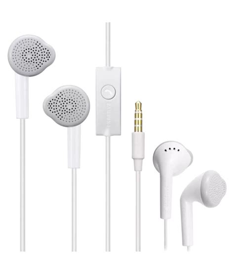 Headset Samsung J2 Prime Samsung J2 Pro Ear Buds Wired Earphones With Mic Buy