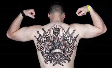 fleur de lis tattoo designs for men 100 amazing designs for you must try