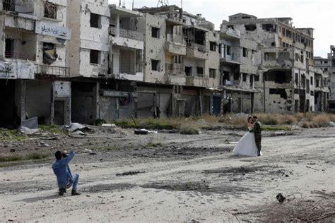 Syria Serut Daily 3 syria conflict daily wedding