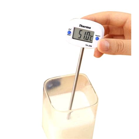 Multi Purpose Digital Thermometer And Timer ta288 high quality digital thermometer multi purpose the kitchrmometer for youren laboratory