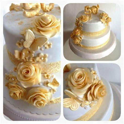Torten Zur Hochzeit by Bildergebnis F 252 R Goldene Hochzeit Torte Goldene Hochzeit