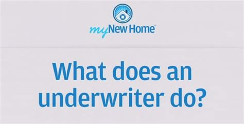 what is underwriting when buying a house what is underwriting when buying a house 28 images resume exle insurance