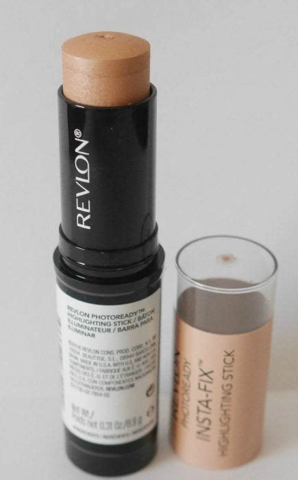 Revlon Foundation Stick revlon photoready insta fix highlighting stick gold light