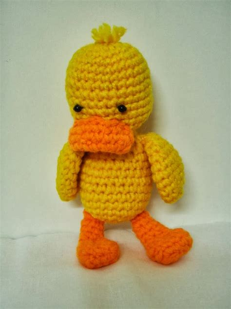 Amigurumi Pattern Duck | amigurumi duck free crochet patterns
