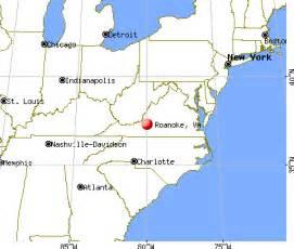 Roanoke, Virginia (VA) profile: population, maps, real ...