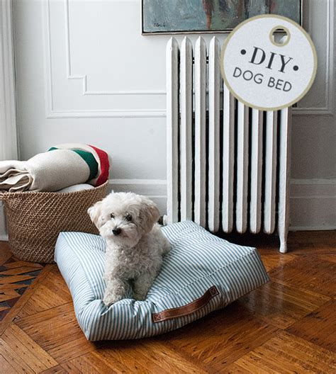 make your own dog bed home ec 8 ways to make your own pet toys and beds