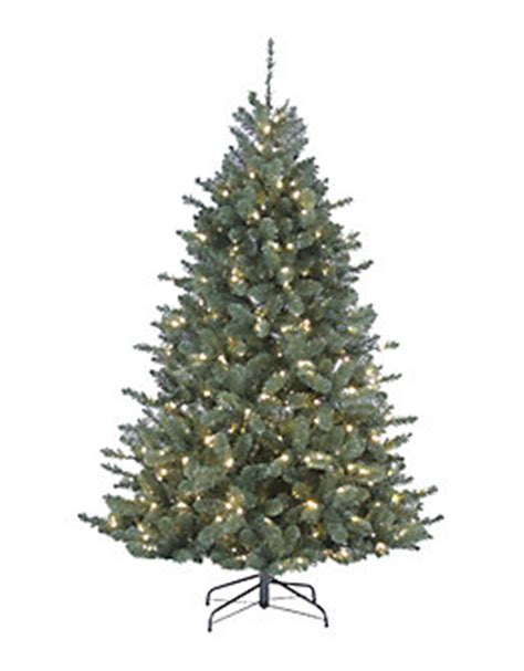 hudson s bay glucksteinhome 7ft pre lit christmas tree