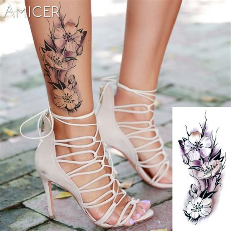 rose temporary tattoo list price us 0 79