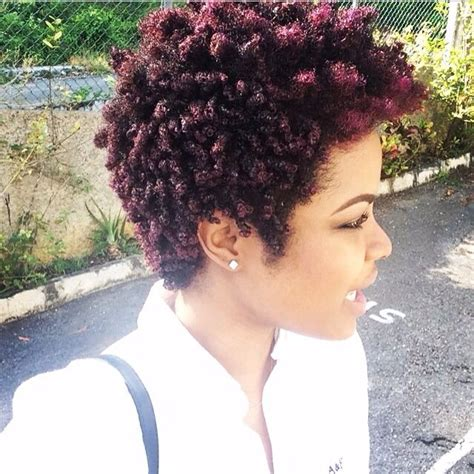 afro hair styles and cuts and color best 25 tapered natural hairstyles ideas on pinterest