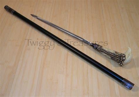 custom sword canes sword poly resin eagle kx1111 ps sword canes